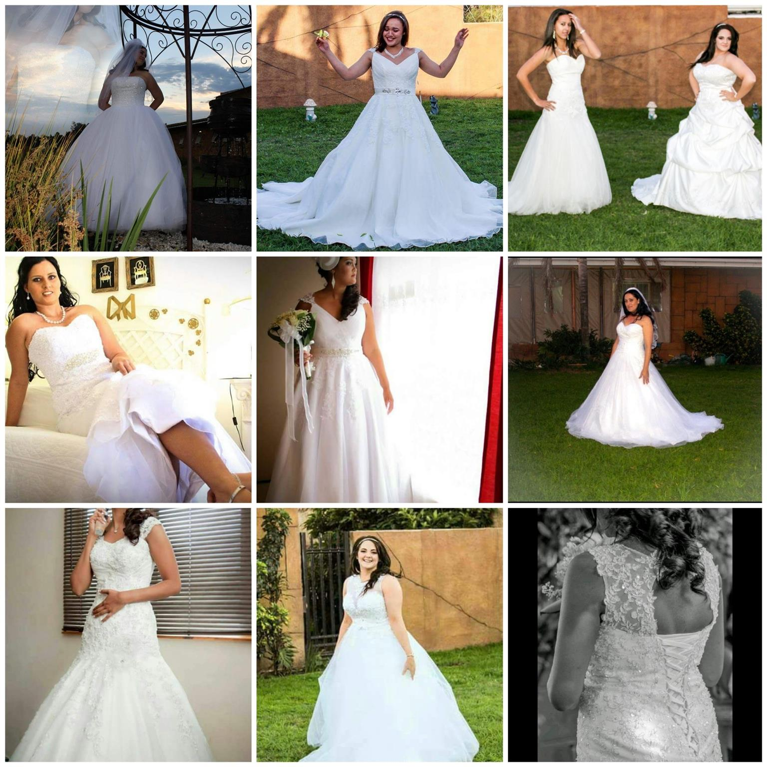 Affordable Wedding Dresses For Hire From R1000