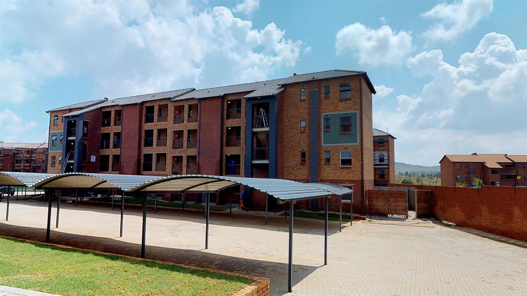 Occupy This Lovely 2 bedroom Apartment in Pta West