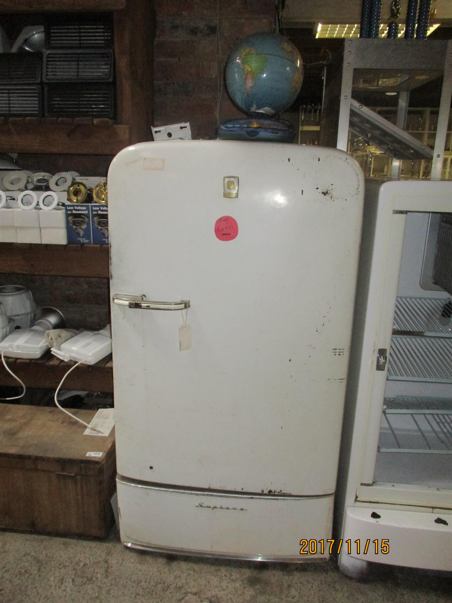 Collectable MW fridge for sale in working condition