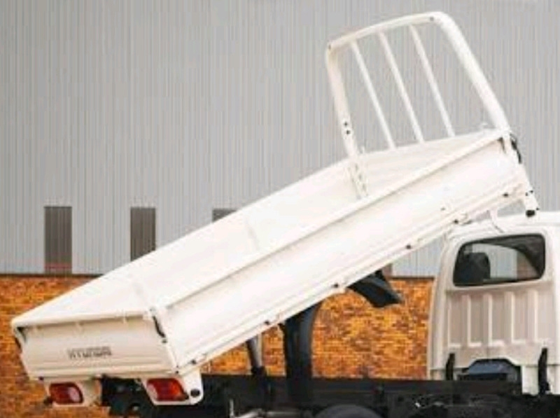 Hyundai H100 Tipper Deck / Bed