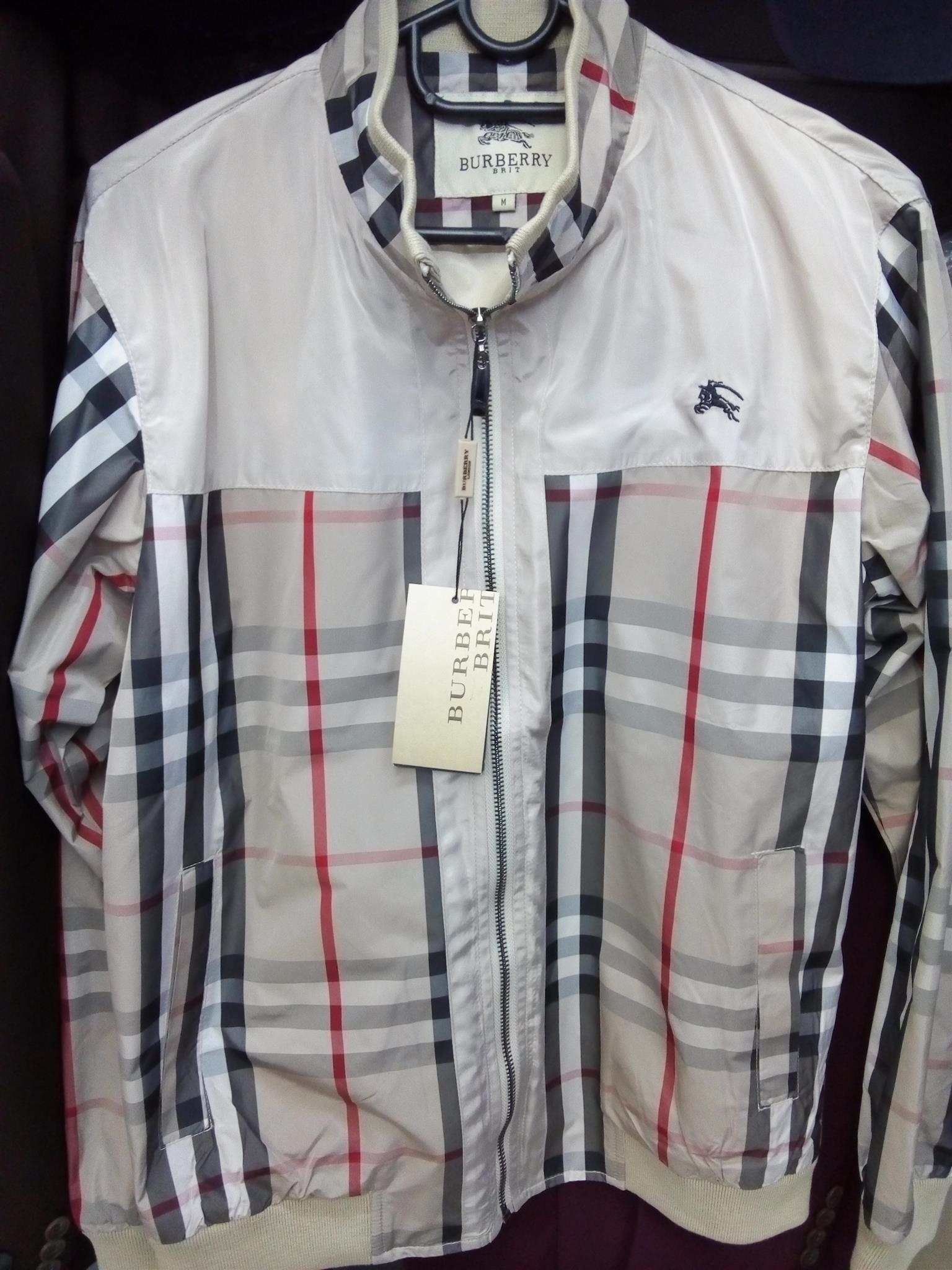 Burberry Designer Jacket
