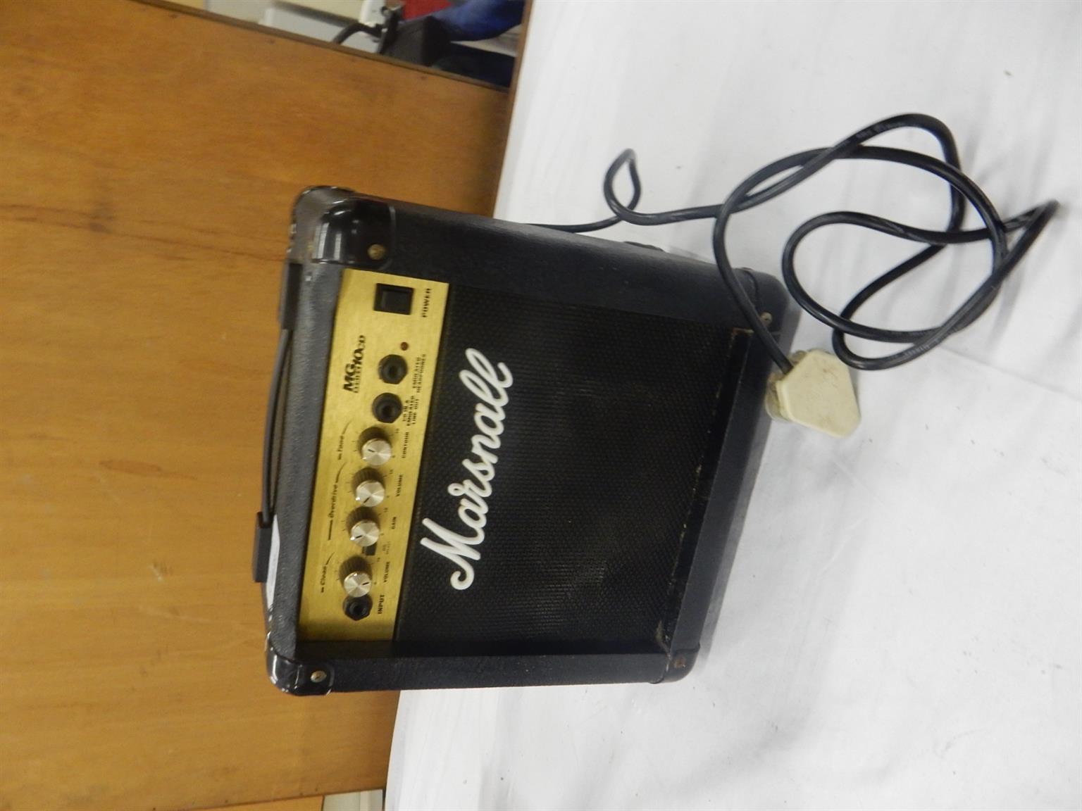 Marshall MG 10 CD Series Amplifier