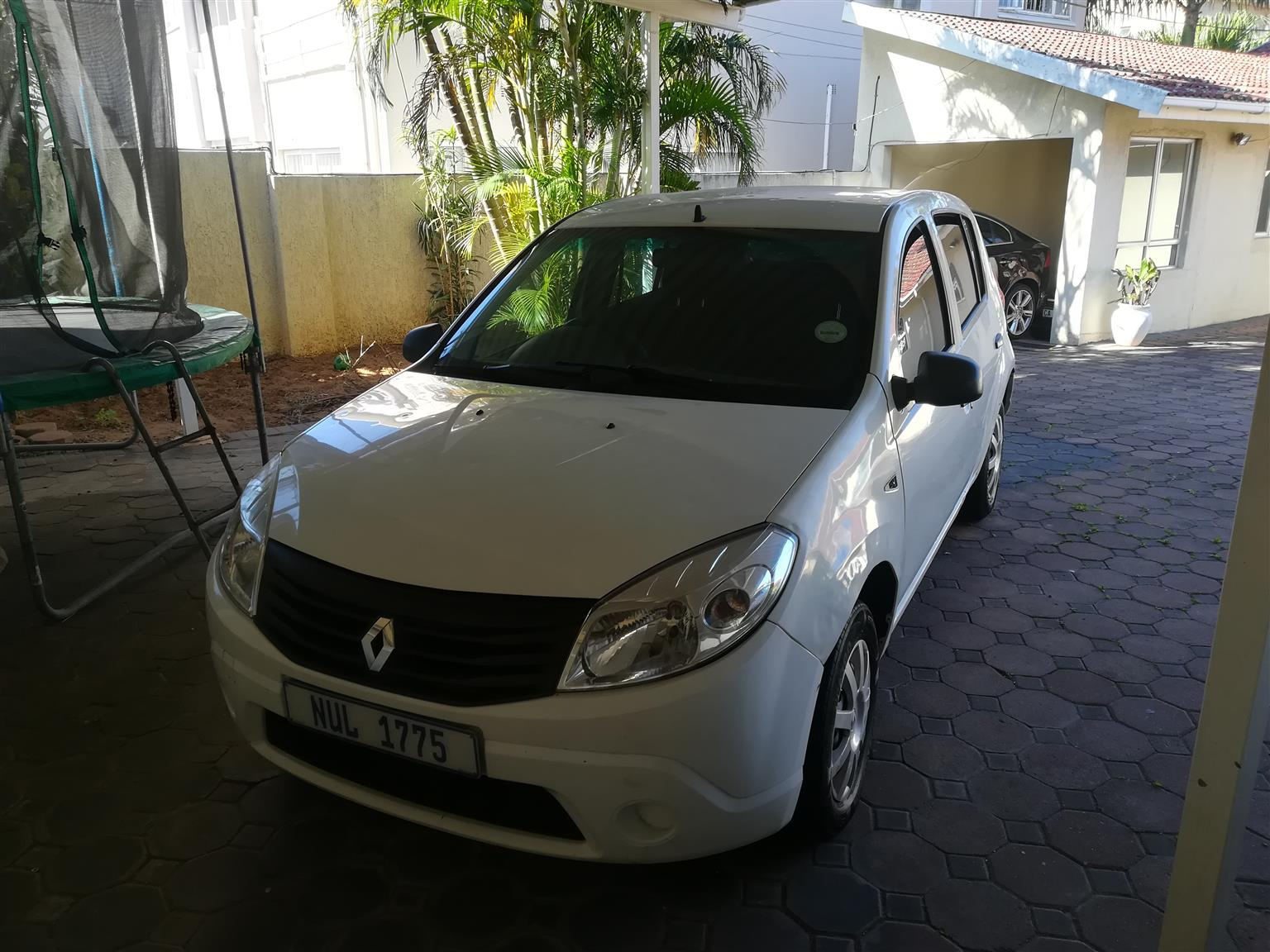 2012 Renault Sandero 1.4 Ambiance