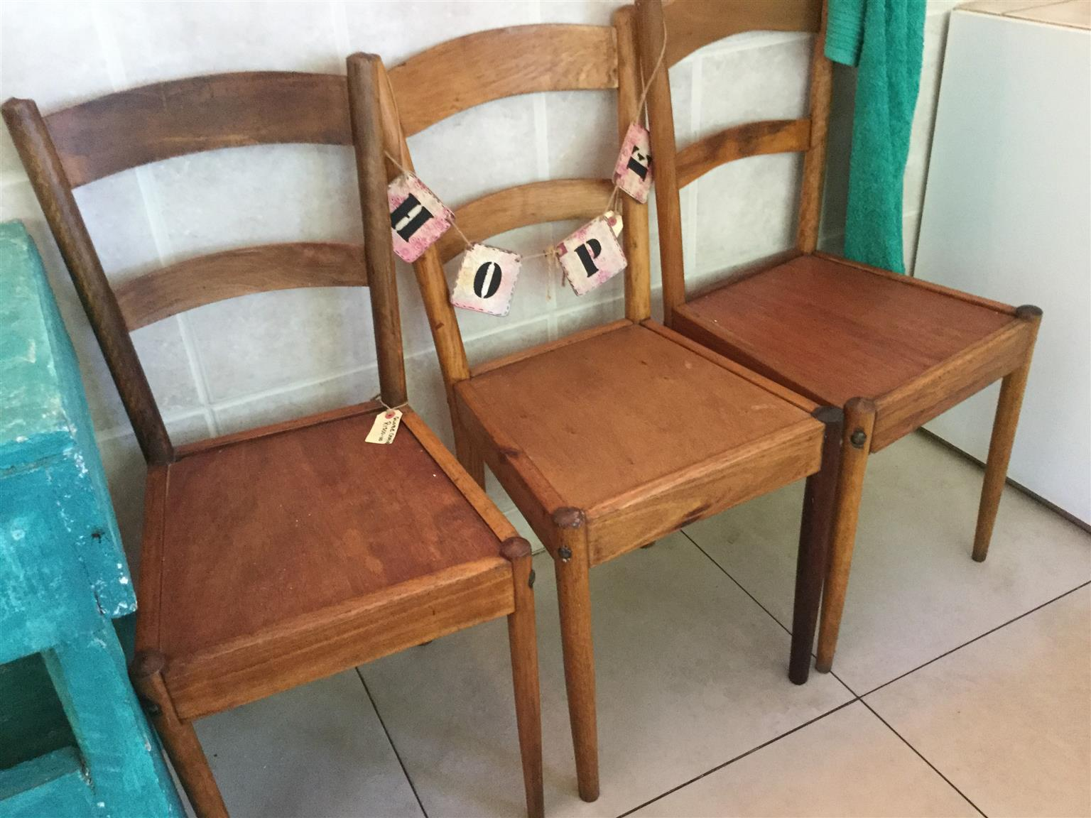 1920s superb GLOBE chairs sold each, have tightening patented under chair