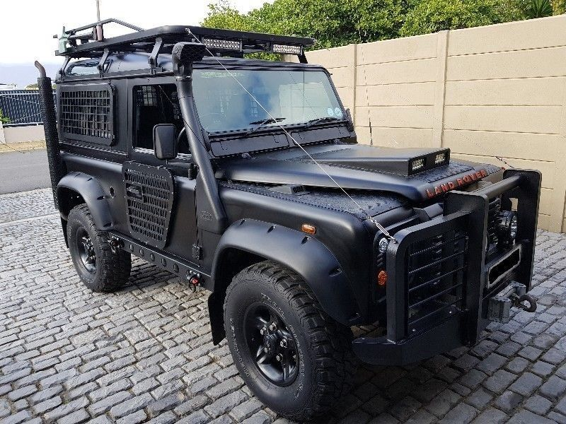 2001 Land Rover Defender 90