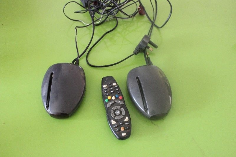 Dual View DSTV Eyes with Remote Control