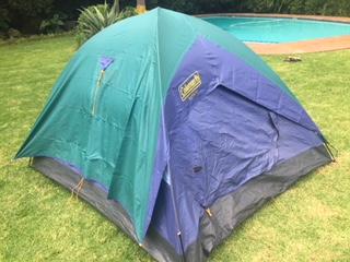 Coleman Caprivi Tent