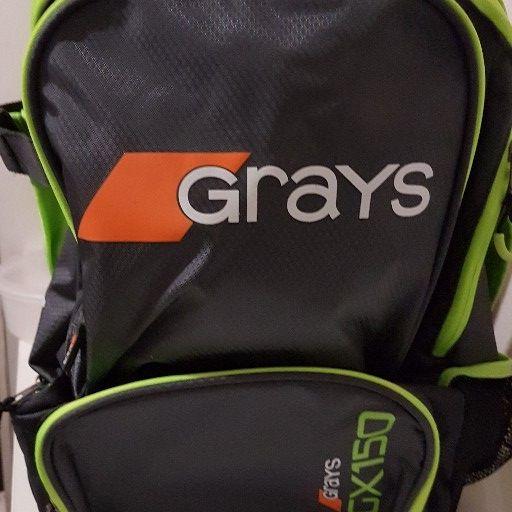 Grays hockey backpack gx150