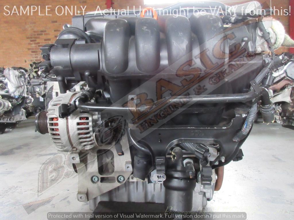 VOLKSWAGEN GOLF 5 -BVY 2.0L FSI 16V Engine -AUDI A3