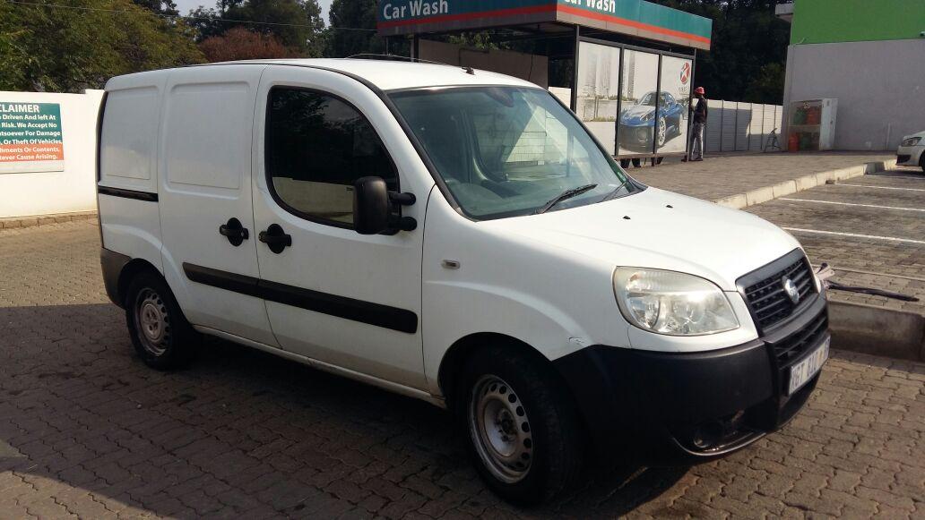 2008 Fiat Doblo Cargo