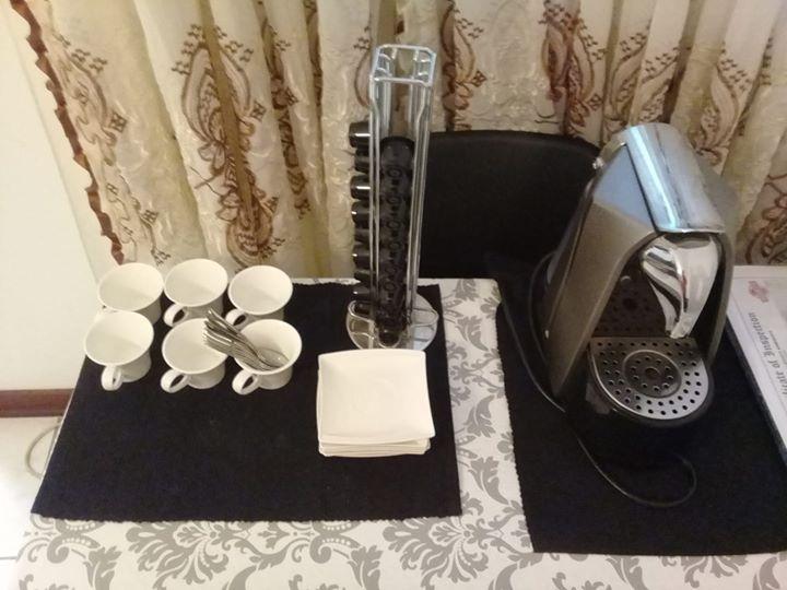 Platinum capsule expresso/ coffee machine