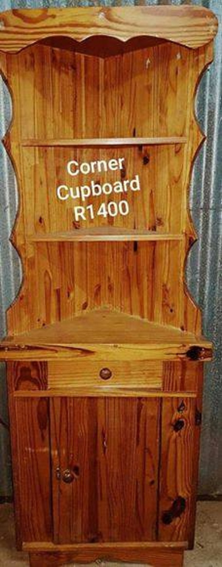 Corner cupboard for sale