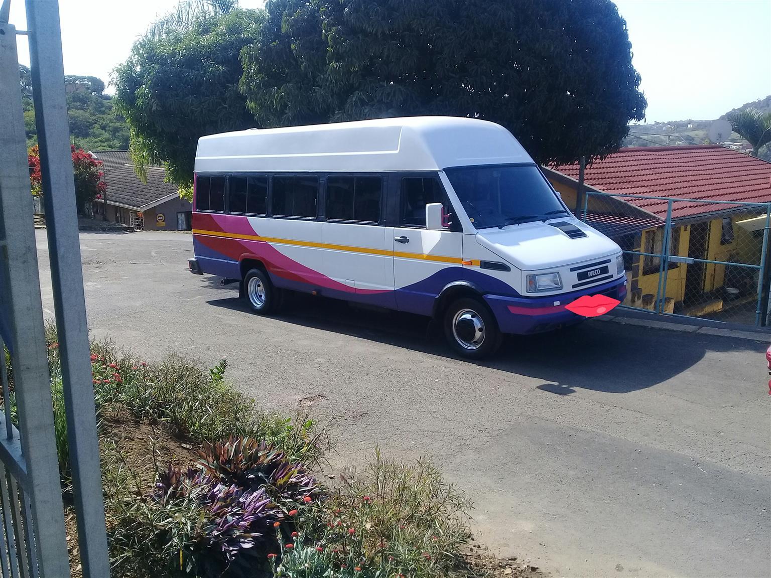 28 seater bus 2.8 turbo diesel