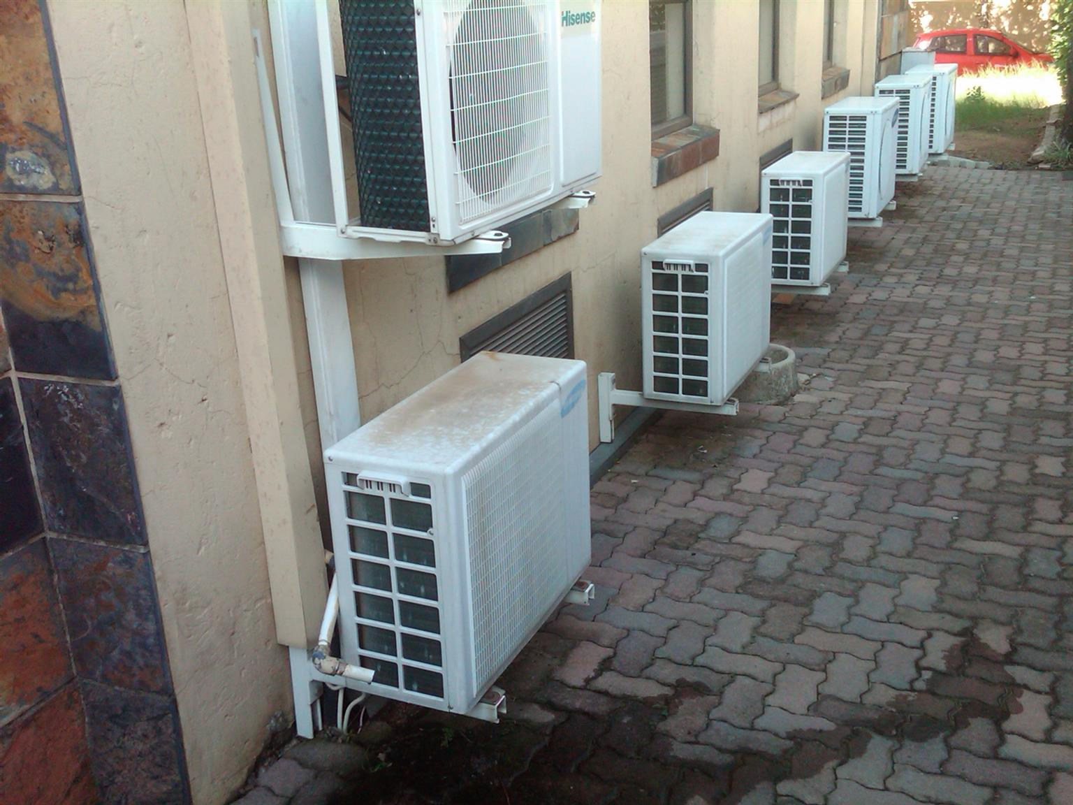 Coldroom and air condition Installer and repair 0725971230 Pta