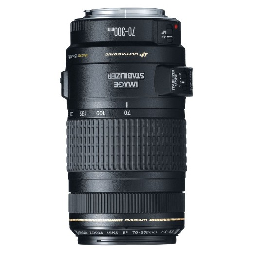 Canon 70-300mm 1:4-5.6 IS USM