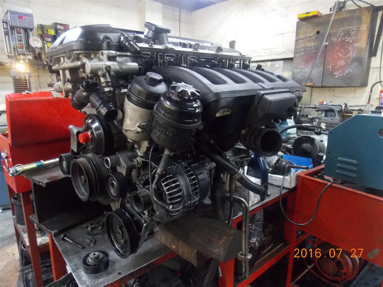 Mazda BT 50 Drifter 3.2 diesel engine