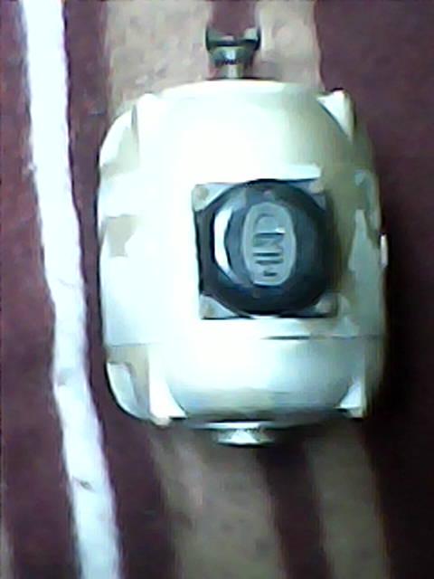 380 Volt A/C three phase motor