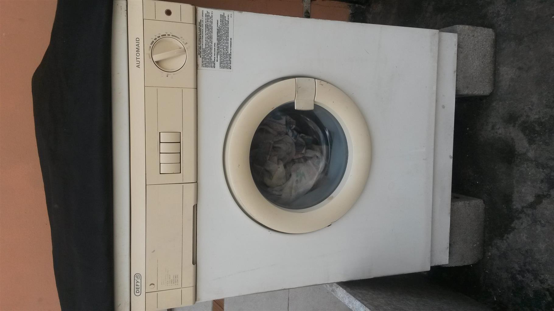 DISH WASHERS / WASHING MACHINE