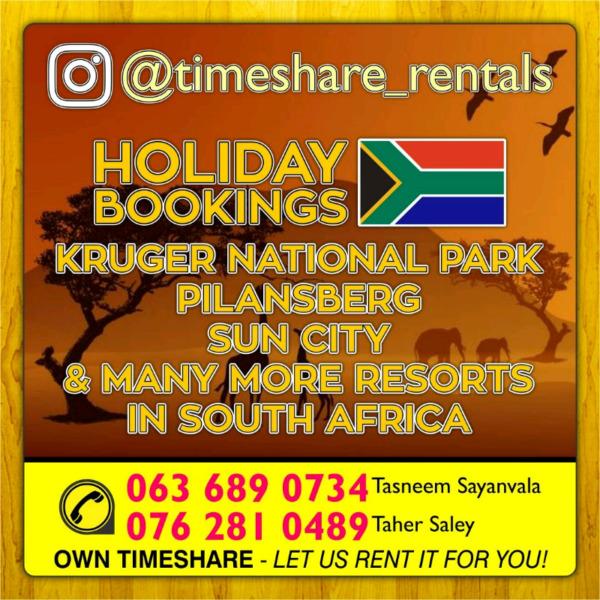 Umhlanga Sands Resort Timeshare Available