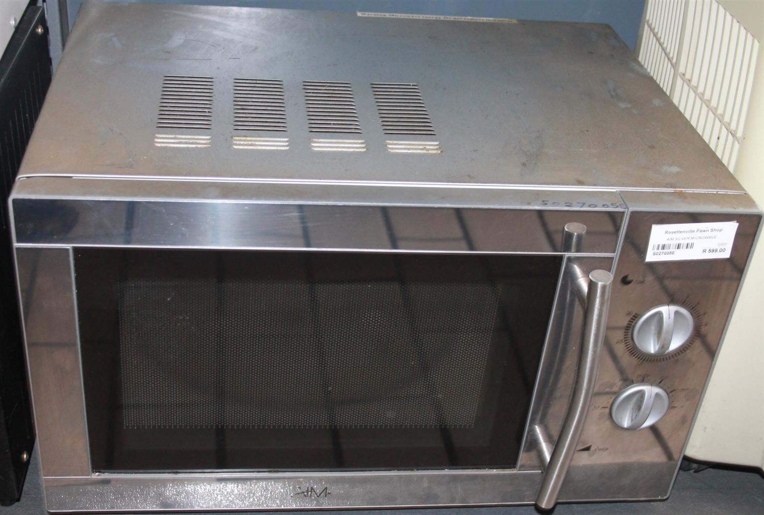AIM microwave S027005e #Rosettenvillepawnshop