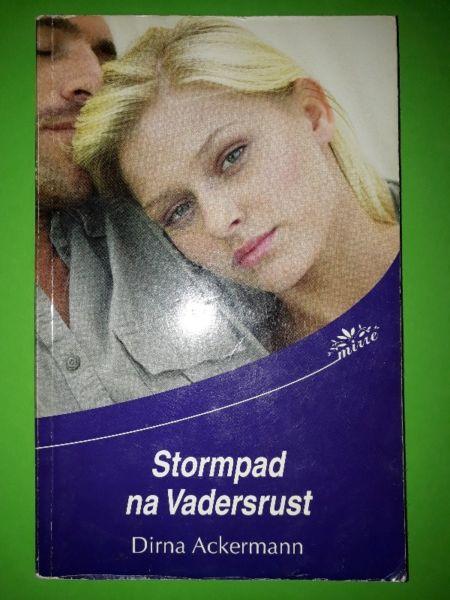 Stormpad Na Vadersrust - Dirna Ackermann - Mirre.