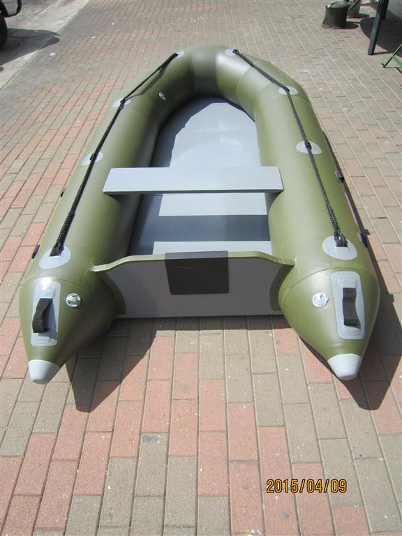 2.8m Inflatable fishing boat.Brand new.Quality ,Stable and durable