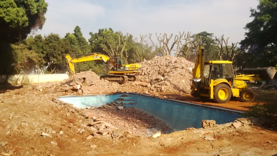 melville demolitions / rubble removal 082 636 6544