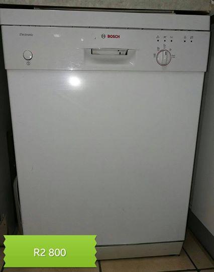 Bosch 12 Place Dishwasher