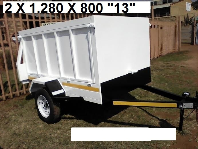Brand new 2m Box Trailers and Utility Trailers 4 sale, Directly from Manufacturer