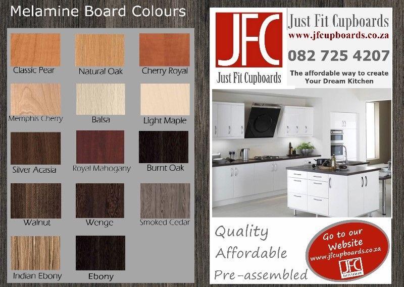 DIY Pre Assembled Kitchen & Bedroom Cupboards
