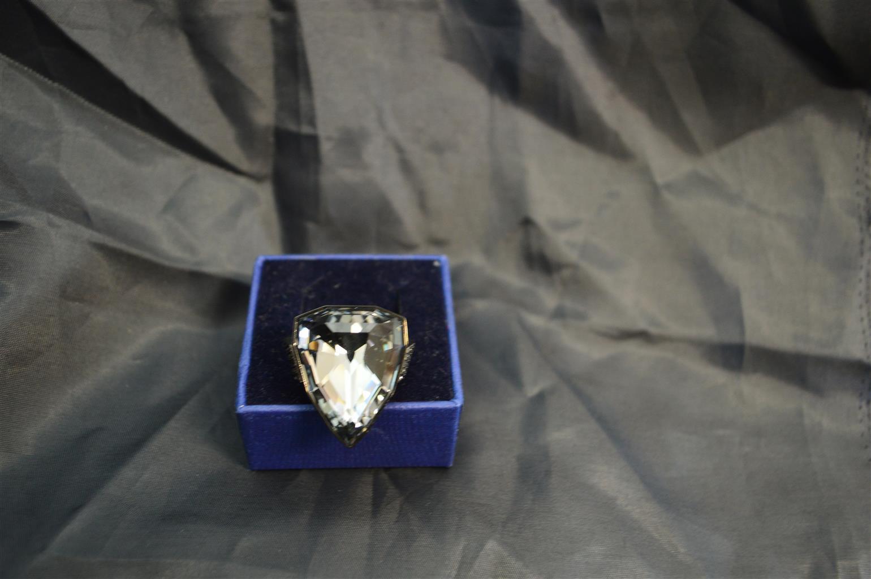 Swarovski Brief Ring
