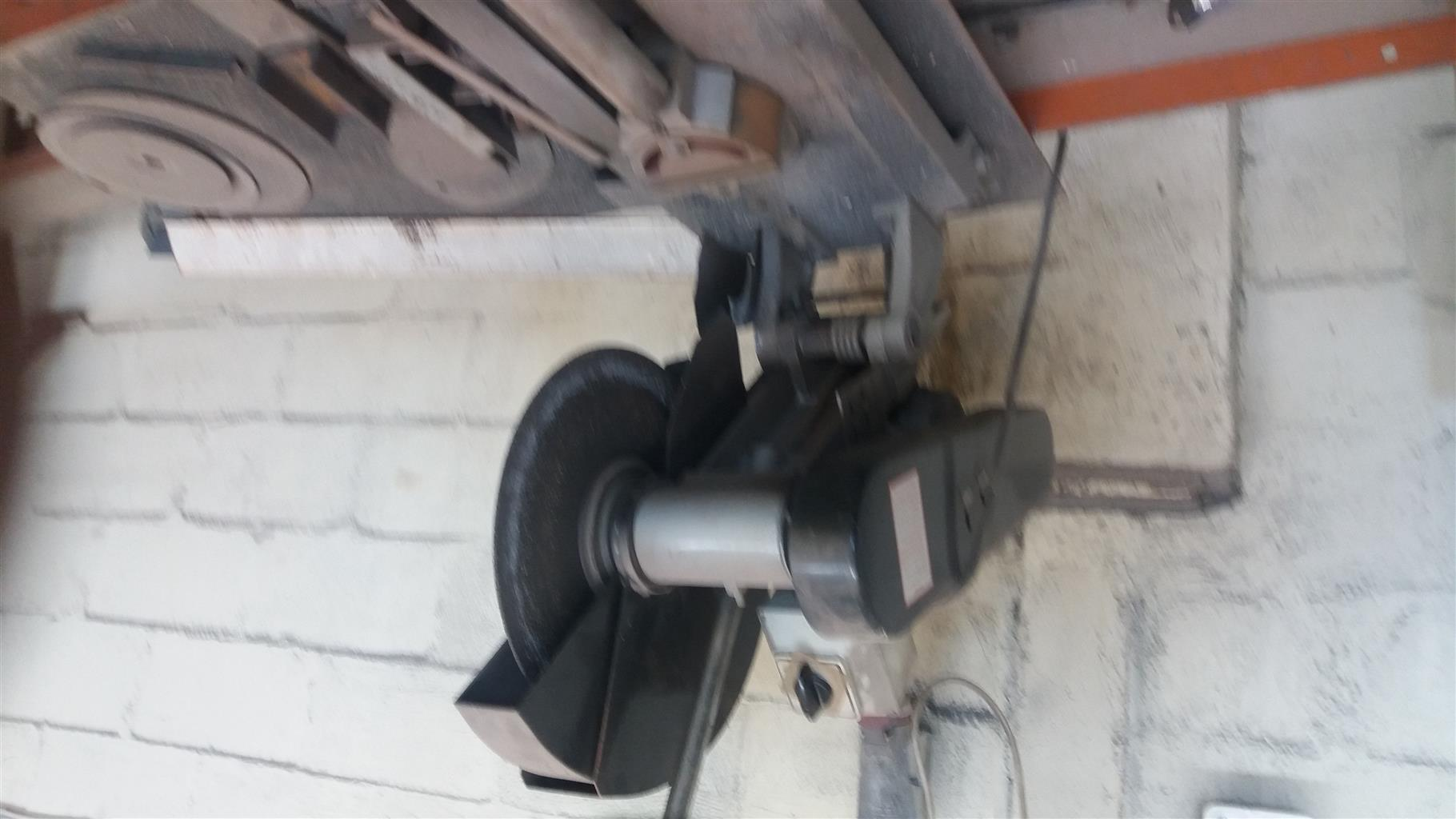 400mm Cut Off Saw Industrial type 3 Phase