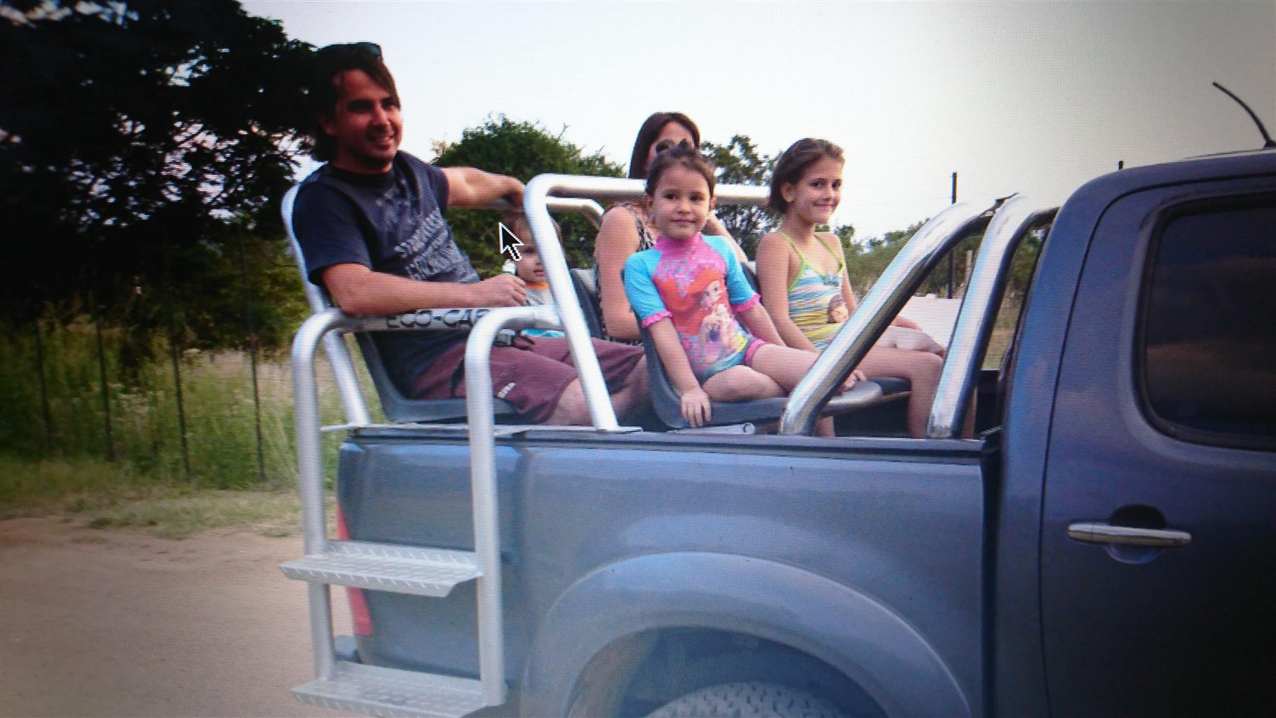 Safari Frame to fit your Bakkie