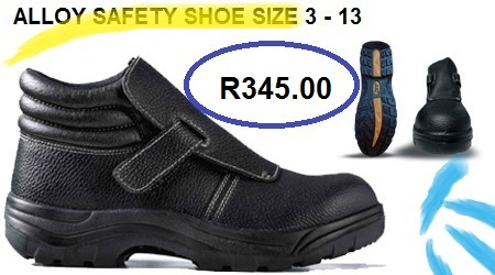 SALE ON SAFETY SHOES