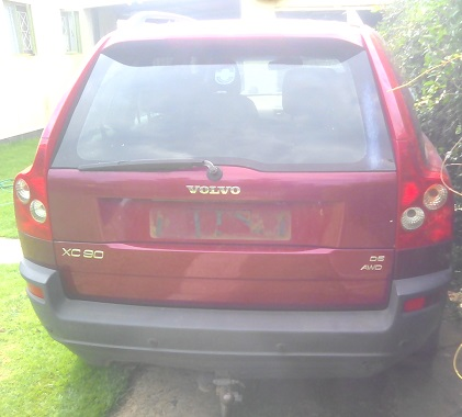 Volvo XC90   Front / Rear Door SKIN   - Manual AWD Stripping for spares parts