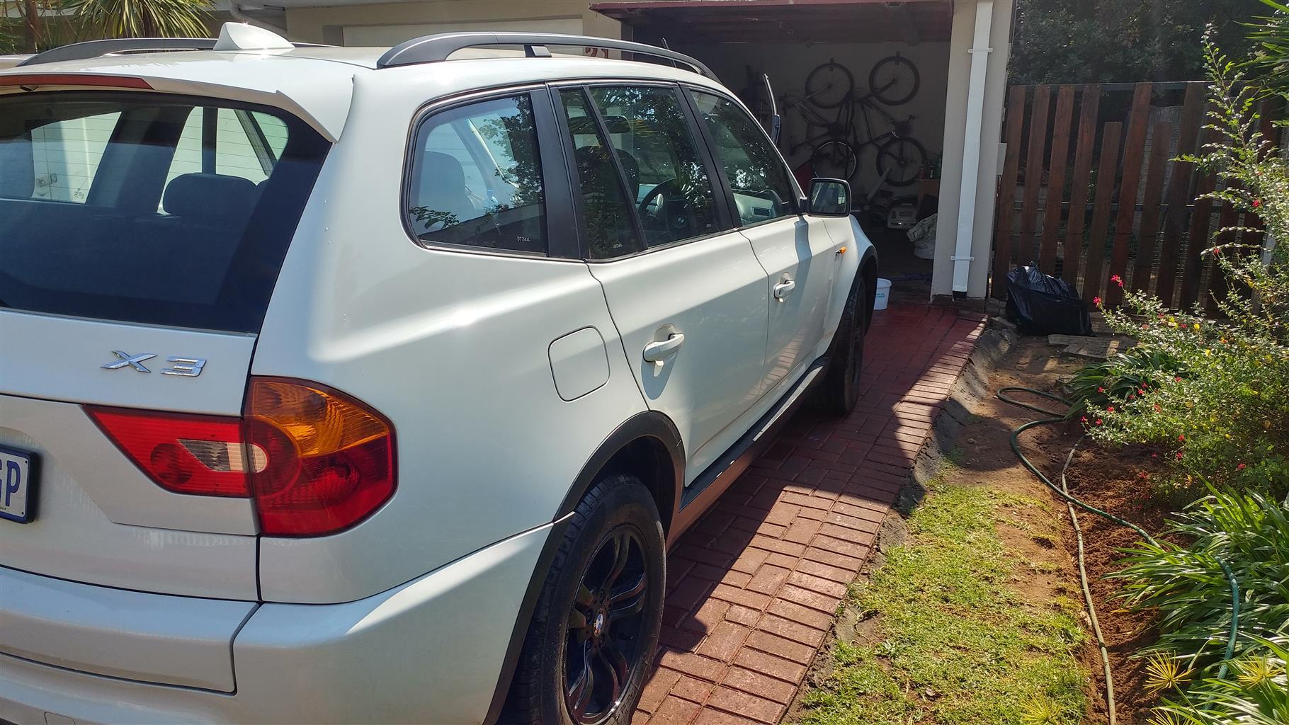 2006 BMW X3 xDrive20d