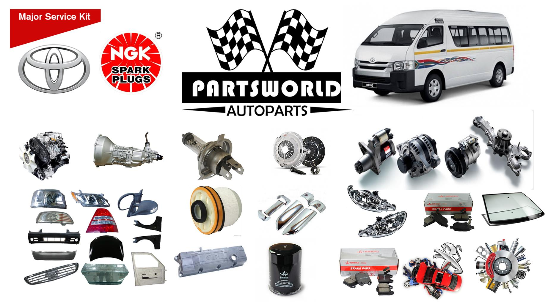 We Are Your Number One Taxi Spares Solution. We Sell Spares for all Taxi's New Parts Whatever your Taxi,