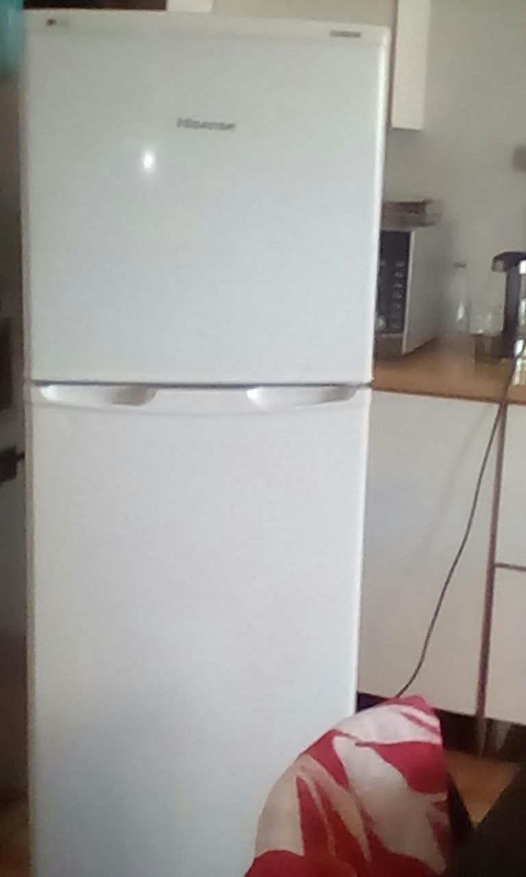 HISENSE FRIDGE/FREEZER 3 MONTHS OLD FOR SALE