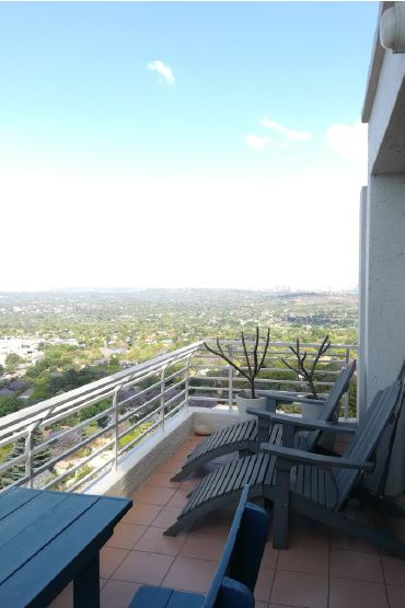 Best view in town, World's View Northcliff, 2-storey apartment