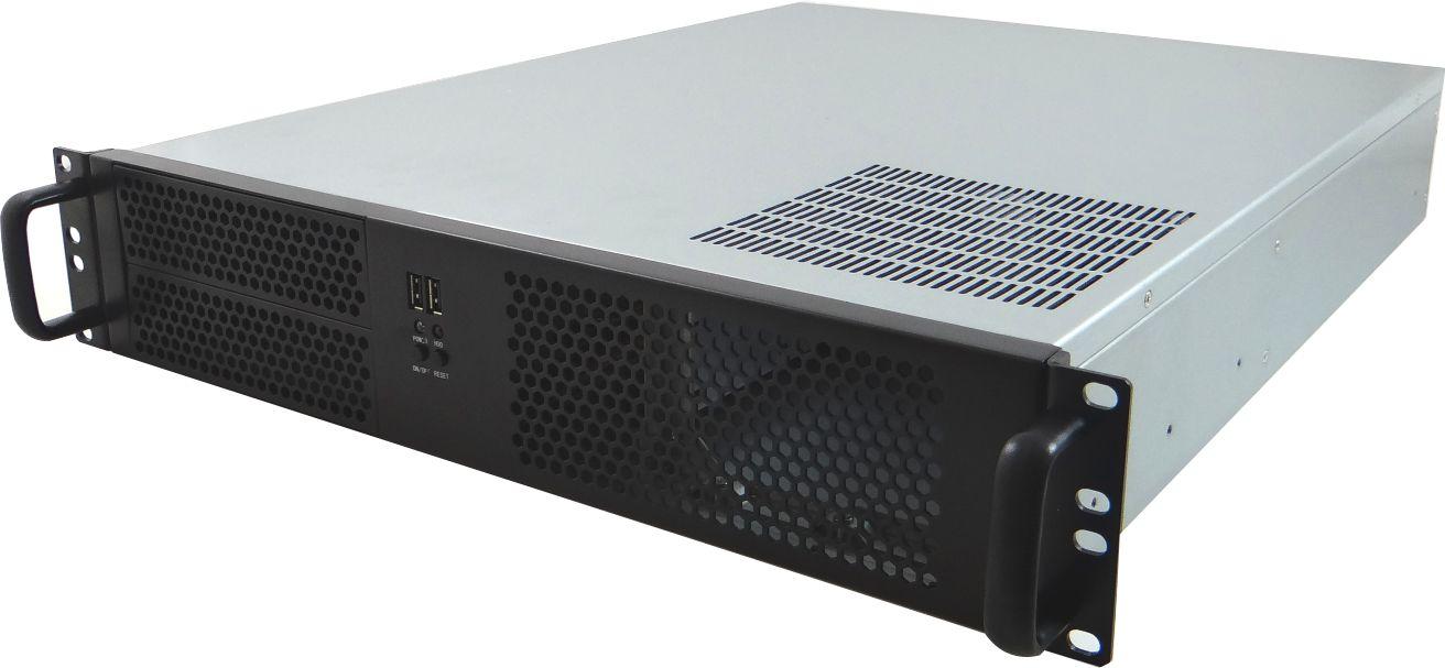 CSF012 2U Rack Mount Case With No PSU For ATX