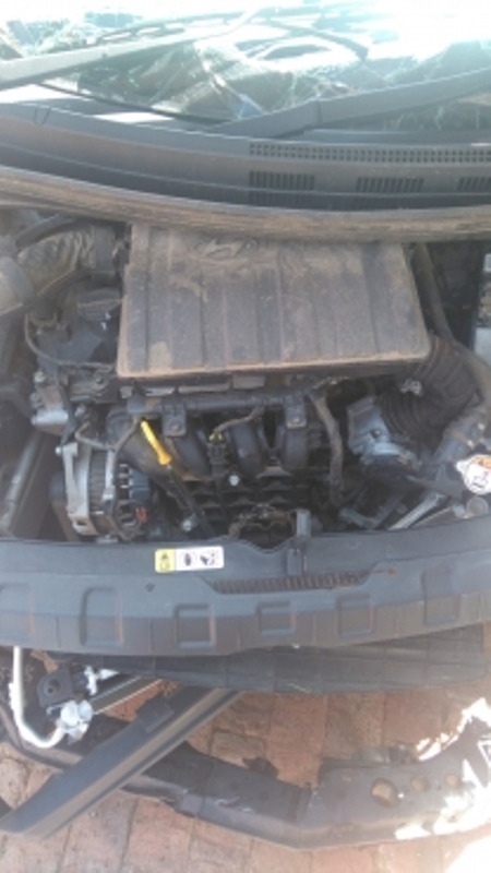 Grand I10 1.2 G4LA engine 2014 model now for stripping.