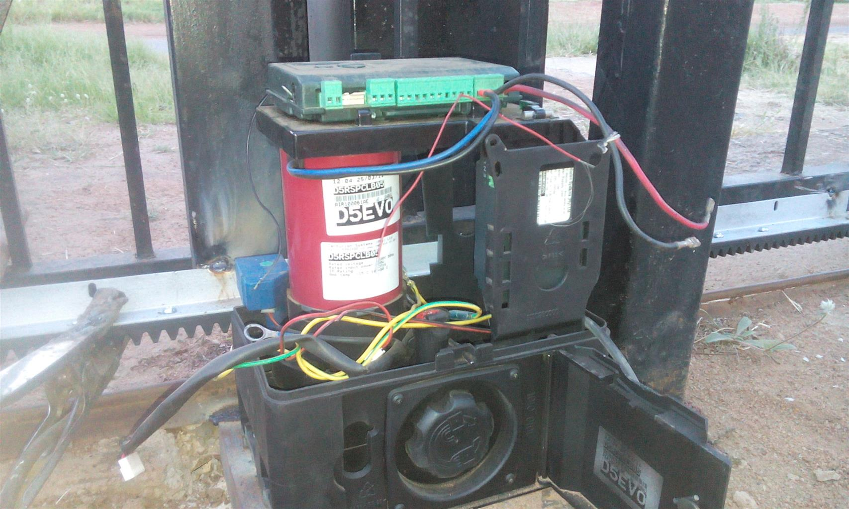 Gate & garage automation 0737000176