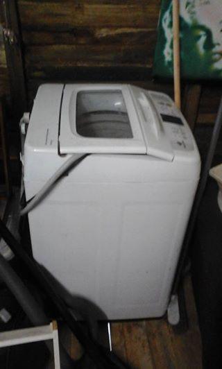 Washing machine - Samsung 9kg - Working
