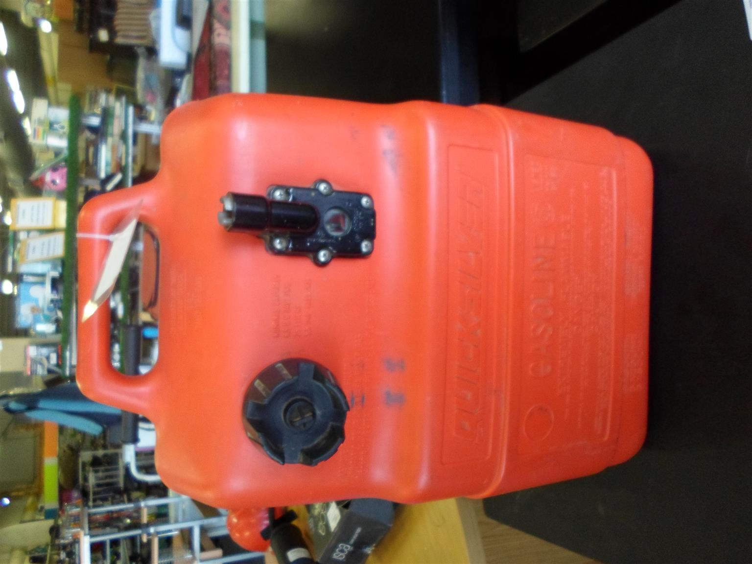 Quicksilver 25l Boat Petrol Container