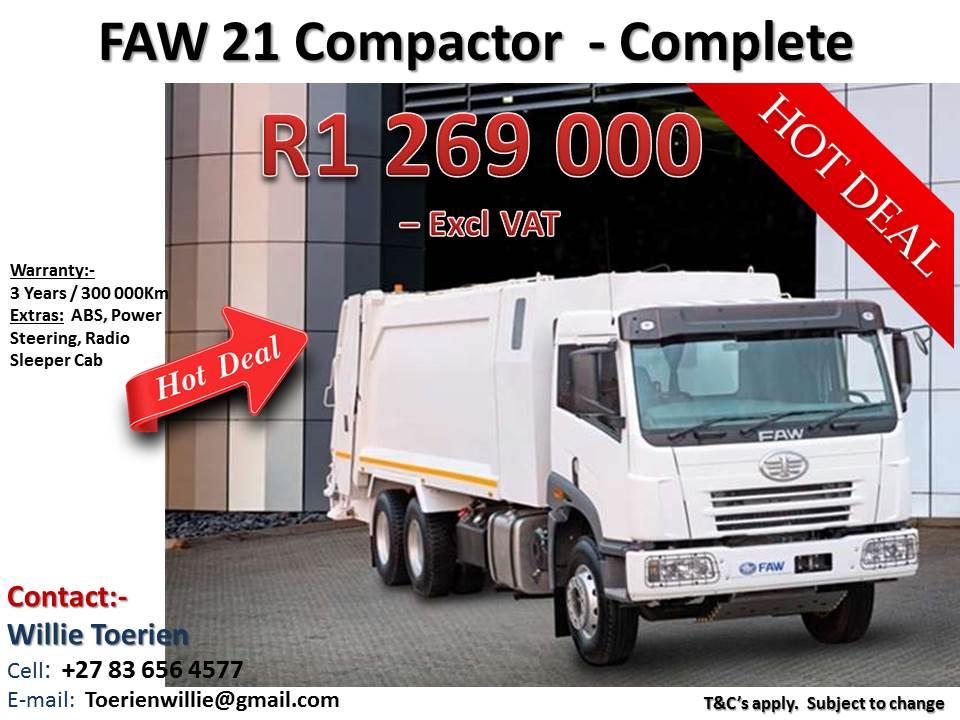 FAW heavy & Extra heavy commercial Vehicles/Trucks