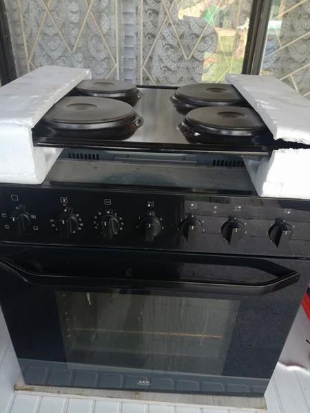 Aeg oven + hob