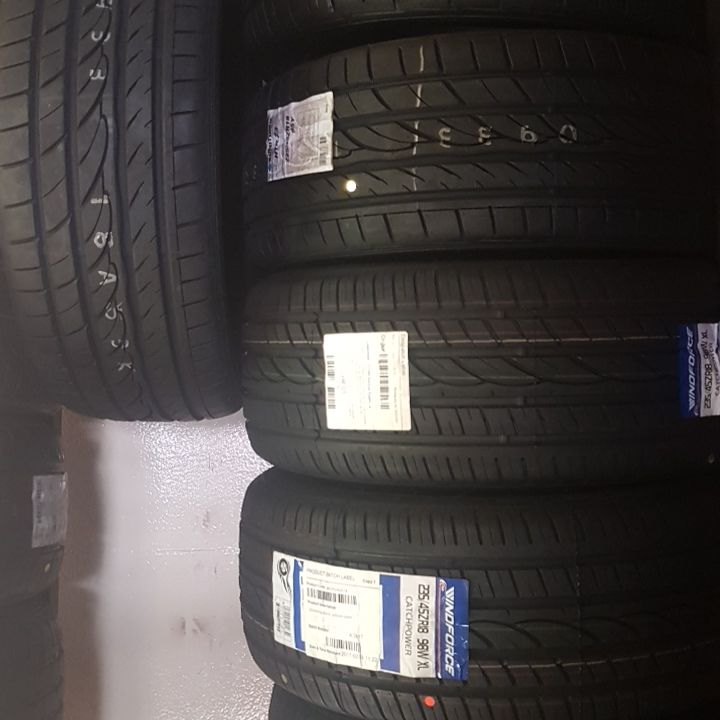 various tyres for sale