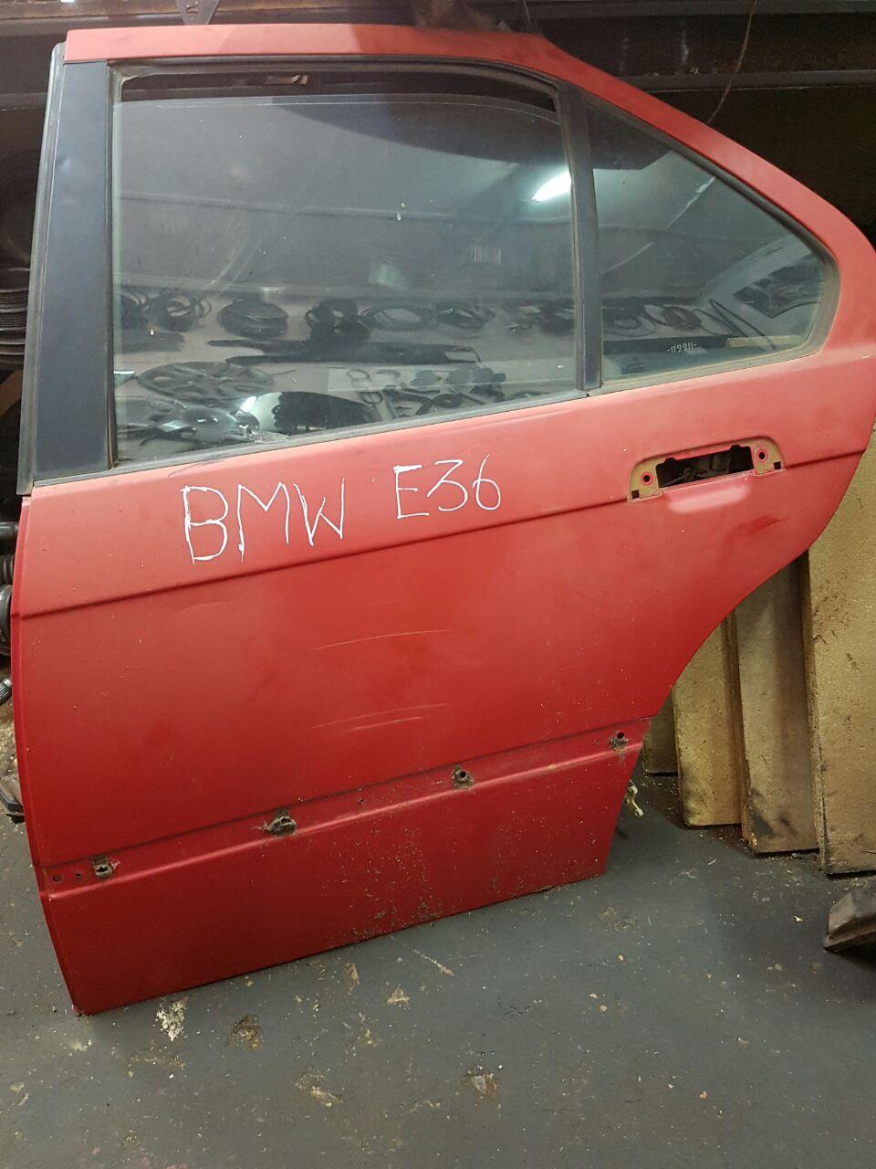Bmw e36 doors