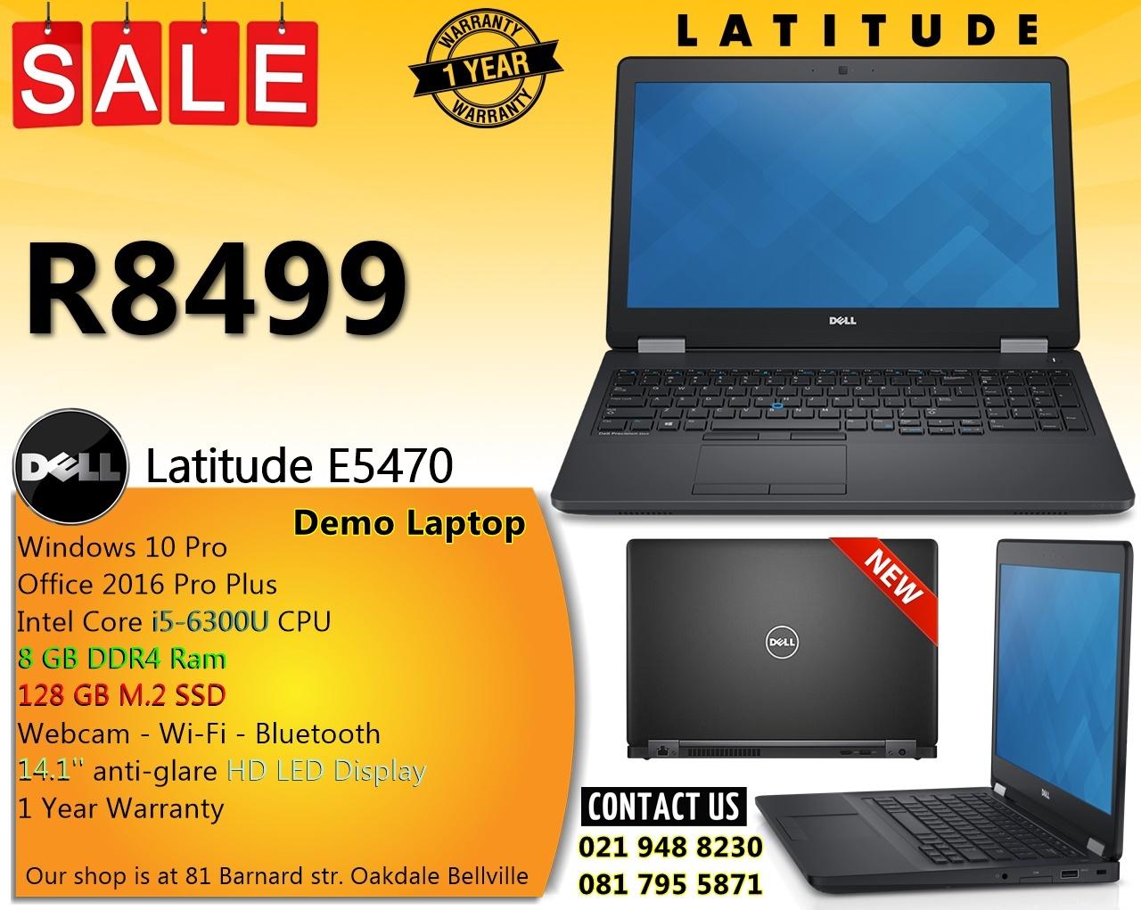Dell Latitude E5470 - 14