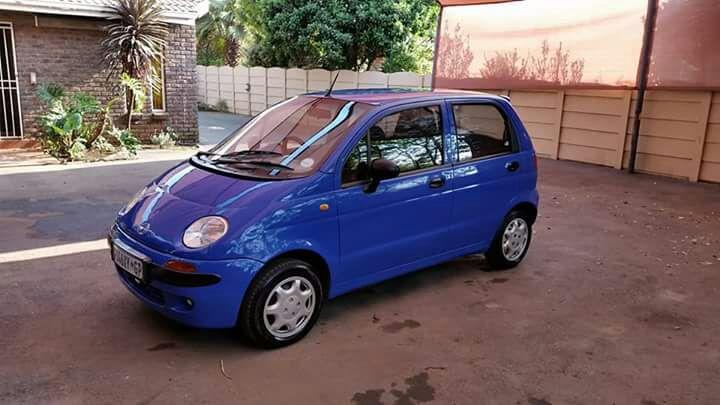 2000 Daewoo Matiz | Junk Mail